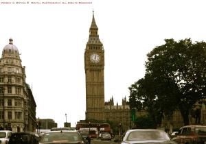 Big Ben Traffic