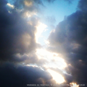 Light through darkeness